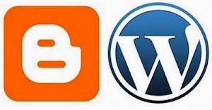 ¿Blog gratuito en Blogger o en WordPress?