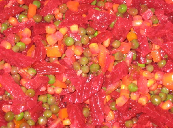 Pickled Beet And Corn Salad. Recipe