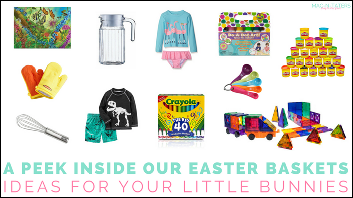 Easter Basket Gift Ideas for Kids