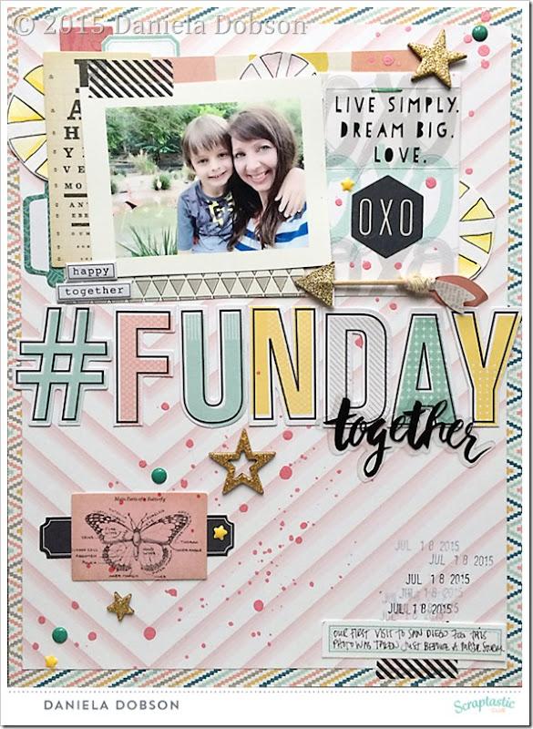 Fun day by Daniela Dobson