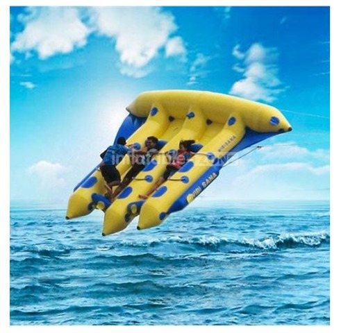 BE IN TREND & FUN MADNESS WITH INFLATABLE-ZONE 6