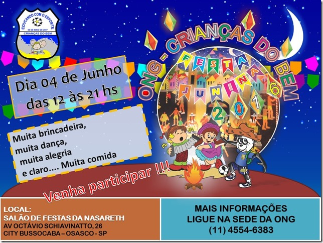 convite 2016