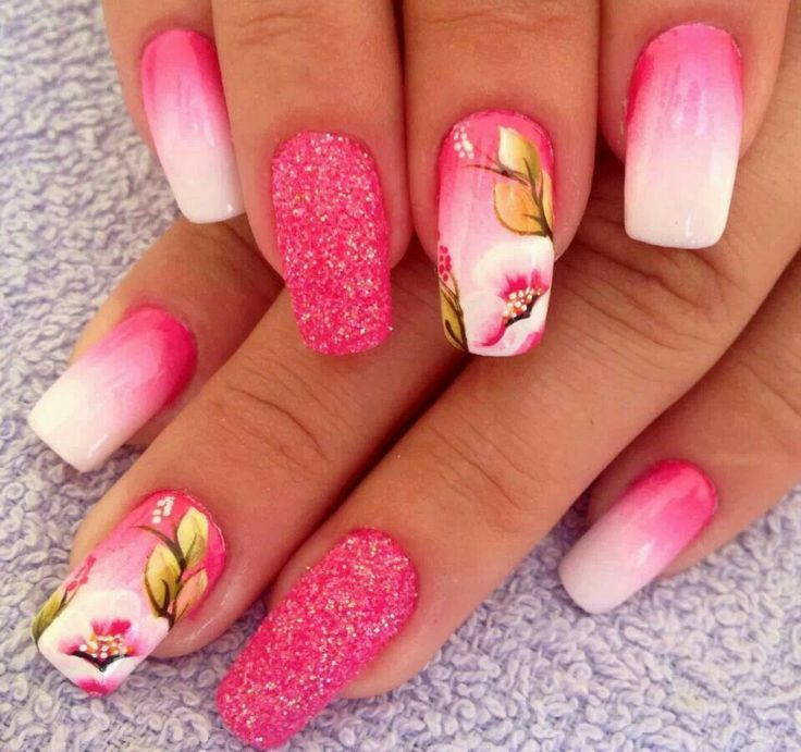 Spring nail art gallery image collections nail art and nail most beautiful nail art photos unique nail art world inside pictures view images most beautiful spring prinsesfo Choice Image