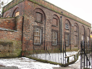 Feb 2009. The engine house slumbers through the winter snow