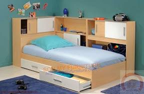 Giường ngủ phòng teen SMG13
