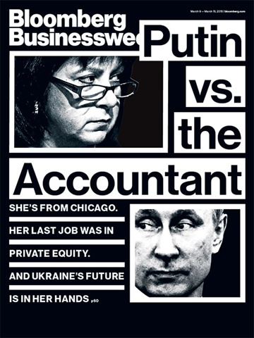 Putin vs. the Accountant