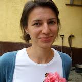 Michalina i jej Kwiatek:)