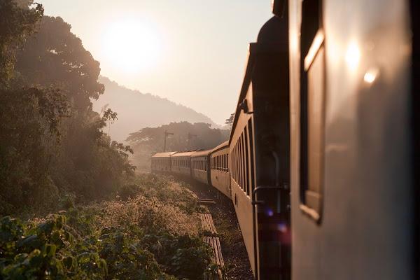 Overnight train from Bangkok to Surat Thani