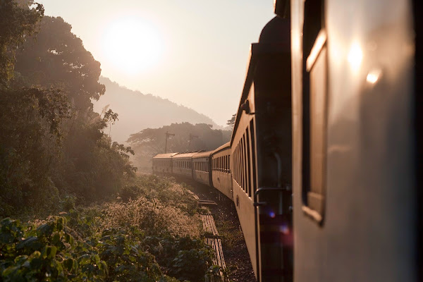 Overnight train from Bangkok to Surat Thani