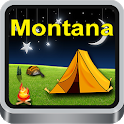 Montana  Campgrounds icon