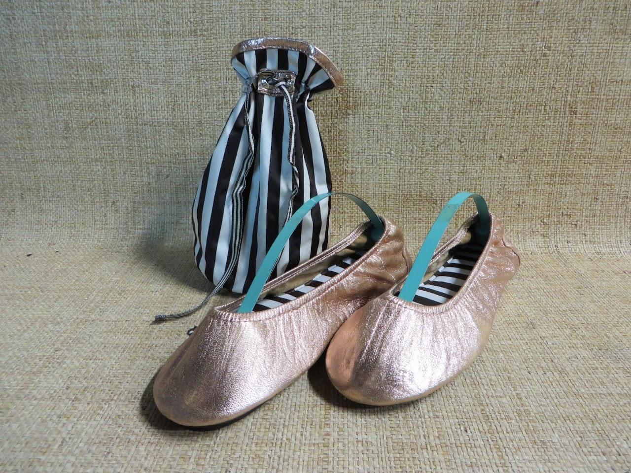 Henri Bendel Ballet Flats