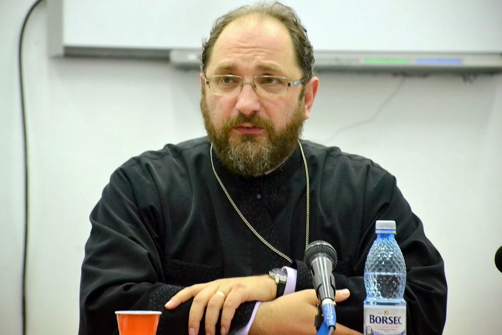 Pr. Constantin Necula despre tineri, FTOUB 122