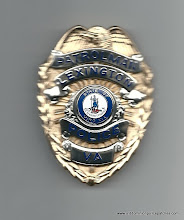 Photo: Lexington Police, Badge (Style no longer used)
