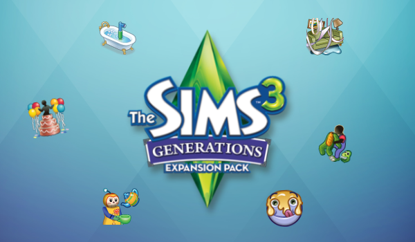 The Sims 3 Generations Icons