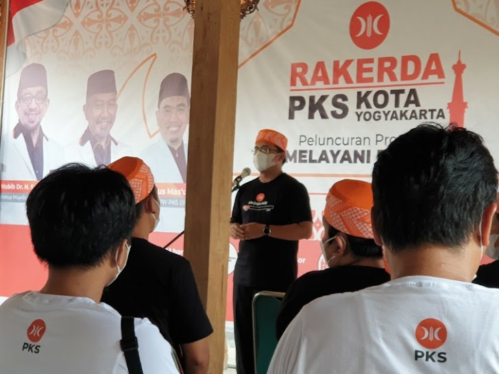 Rakerda PKS Jogja Rumuskan Sejumlah Target dan Program