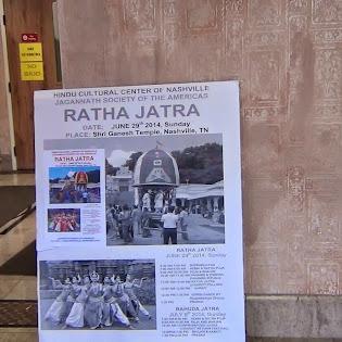 Sri Jagannath Ratha Jatra 2014