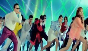 Gangnam style luchetti Video comcercial