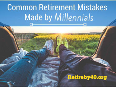 Common Retirement Mistakes Made by Millennials thumbnail