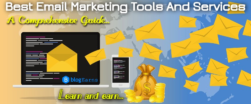9 Best email marketing tools
