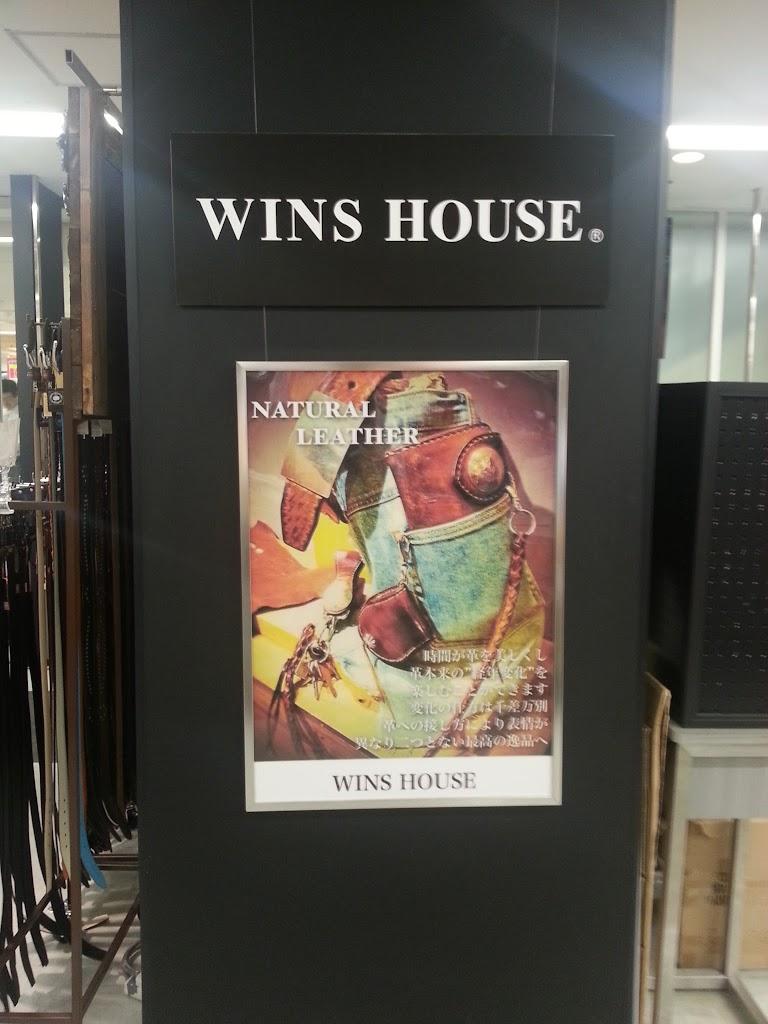 池袋マルイの6階に入ってるWINS HOUSEの店頭写真