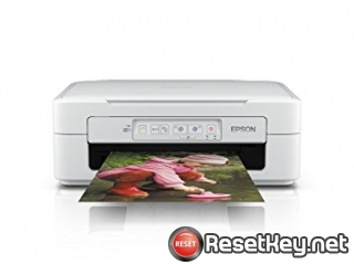 How to reset Epson XP-247 printer