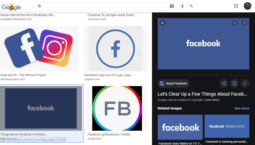 Cara ScreenShot (SS) Gambar di Google Desktop Full Gambar
