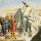 Warriors And Stone Dragon