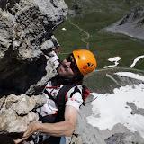 Fotos do Espolón de los Franceses, Peña Vieja, na zona de Fuente Dé (Picos de Europa)