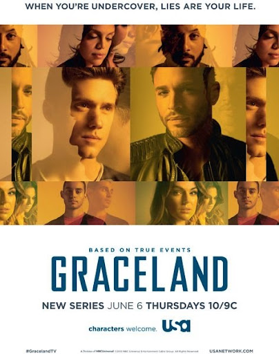 Miền Đất Hứa - Graceland Season 2