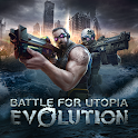 Evolution: Battle for Utopia. Shooting games free icon