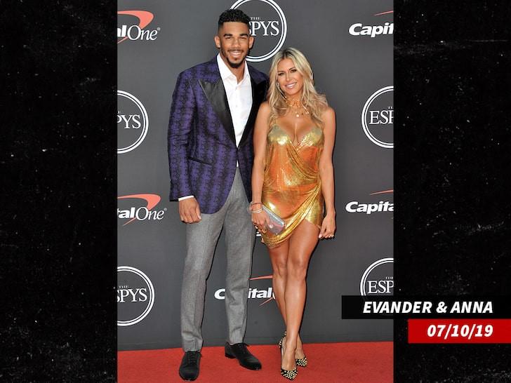 NHL star Evander Kane accuses wife of beating him up several times; gets restraining order