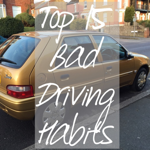 top-15-bad-driving-habits