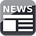 Reader for Google News icon