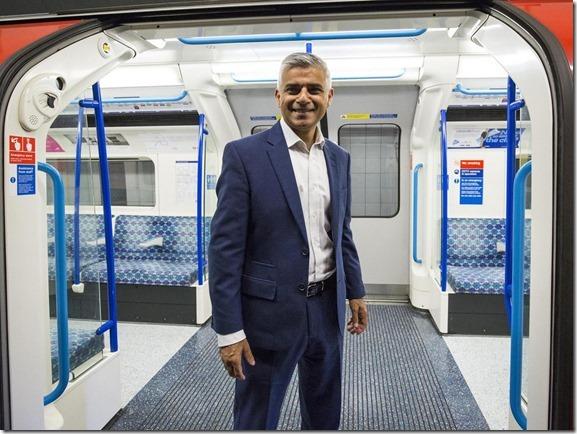 London Sadiq Khan