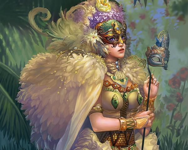 Amazing Queen Of Dispair, Dark Goddess