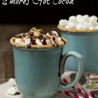 S'mores Hot Cocoa {The Recipe ReDux}