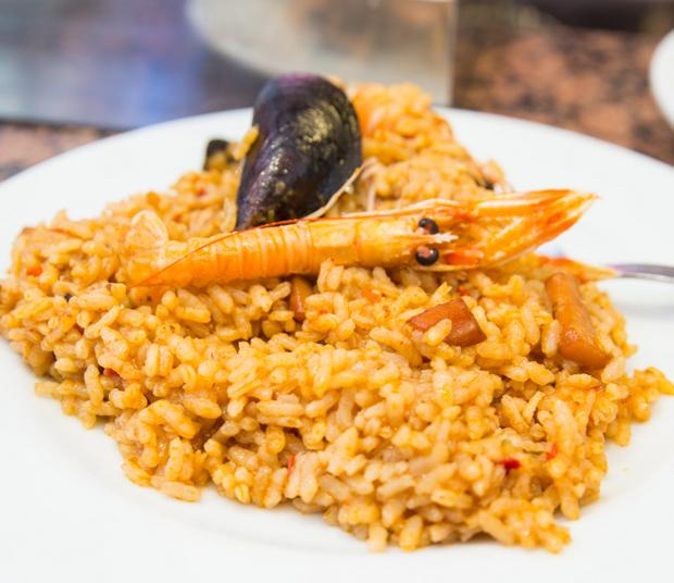 photo of Seafood Rice