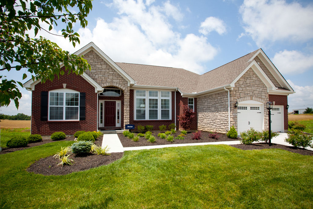 New home builder floor plans and home designs available for Liberty home builders