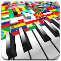 Piano Master National Anthems icon