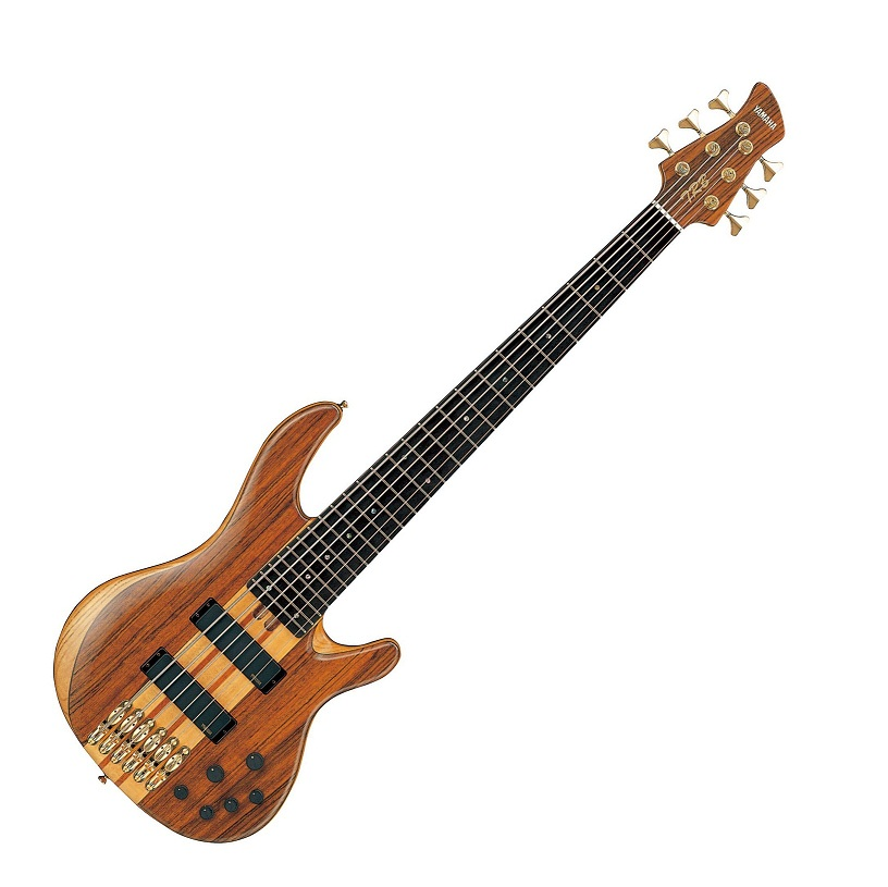 Bass review for bassist yamaha trb 6pii 6 string bass for Yamaha 6 string bass