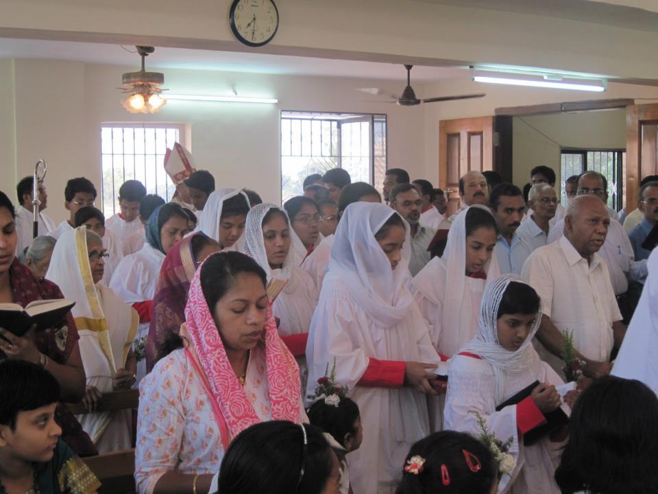 Declaration of a separate church. As Holy Immanuel CNI Church ((Vasai Road).15th April 2012 - 536813_166012753521735_100003390331584_210284_9465372_n.jpg