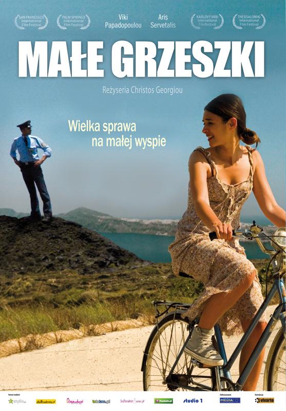 Polski plakat filmu 'Małe Grzeszki'