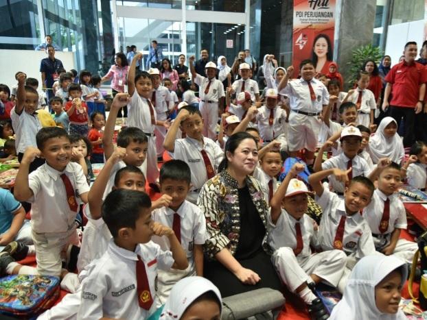 Puan Maharani Jadi Sosok Perempuan Indonesia yang Bisa Dijadikan Inspirasi