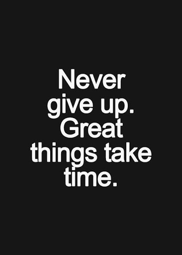 60 Most Inspirational Quotes About Never Give Up Magnificent Quotes Never Give Up