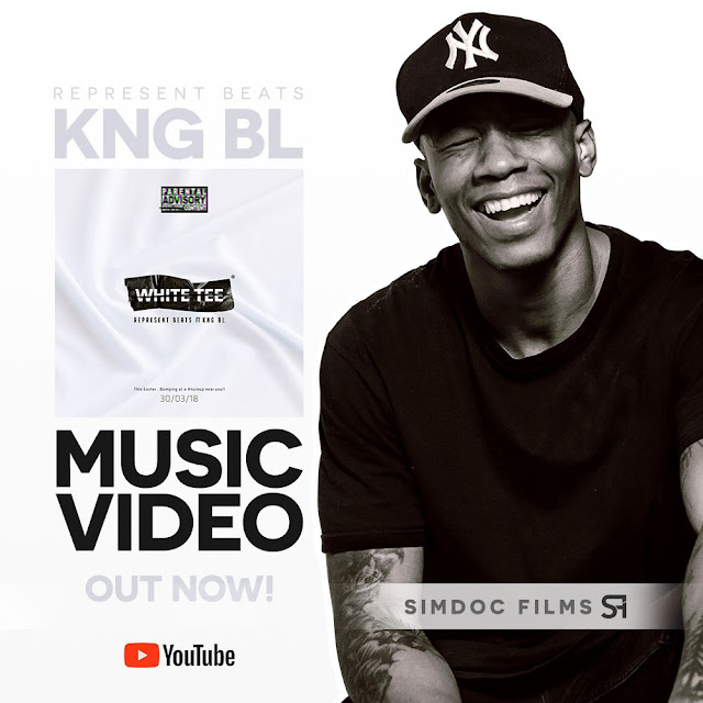 KNG BL drops sleek video for White Tees
