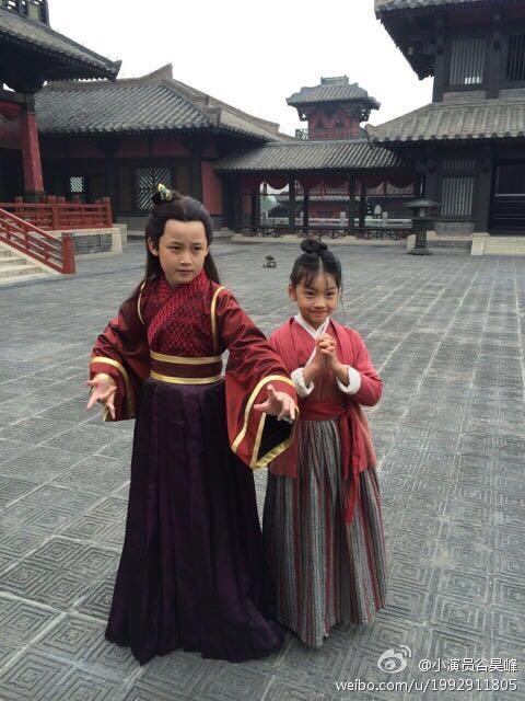 Gu Haofeng China Actor
