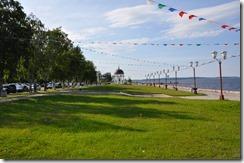 3 petrozavodsk promenade le long du lac