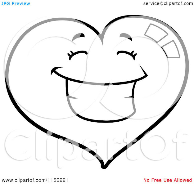 Heart Face Emoji Coloring Pages Coloring Pages