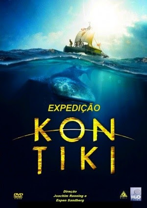 Filme Poster Expedição Kon Tiki DVDRip XviD Dual Audio & RMVB Dublado