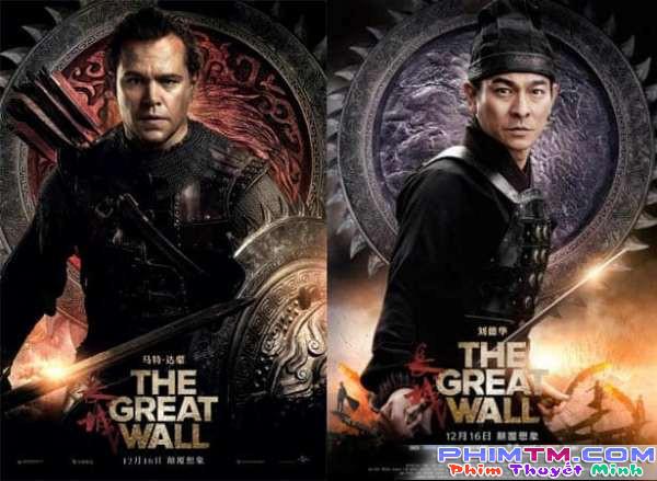 Những lý do không thể bó qua của siêu phẩm hành động The Great Wall - Ảnh 5.